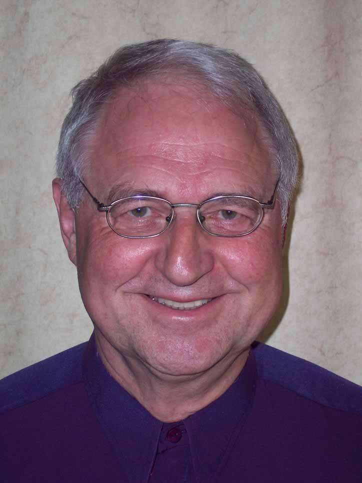 Prof. em. Dr. Fritz Siemsen. Foto: Privat