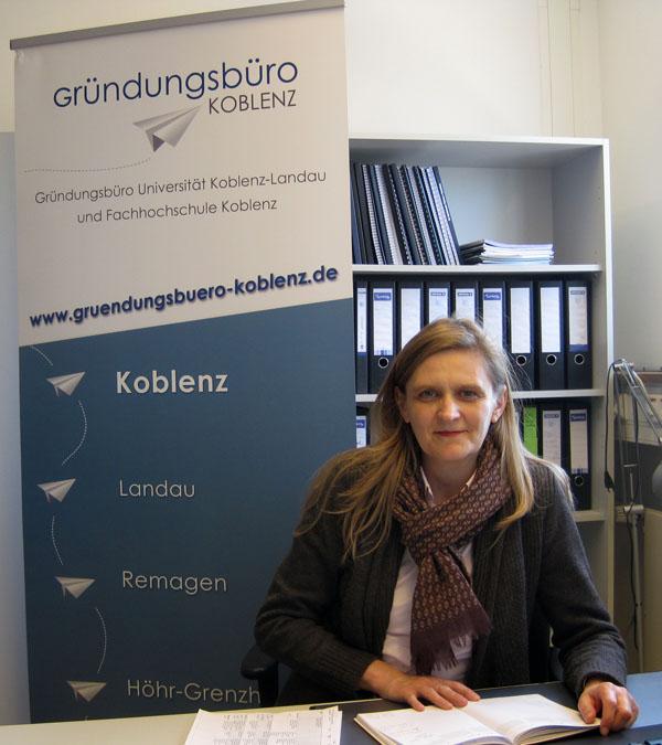 Kornelia van der Beek hat schon viele Unternehmensgünder begleitet.