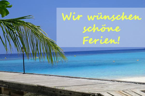 Der UniBlog wünscht schöne Ferien. Foto: Foto: Margit Völtz/ pixelio.de
