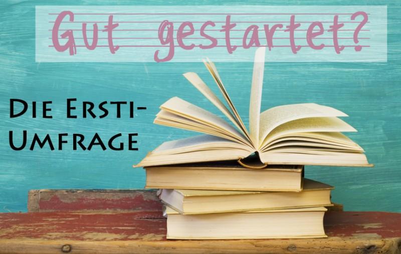 UniBlog hat nachgefragt: Wie waren eure ersten Wochen, liebe Erstsemester? Foto: Fotolia/ Bearbeitung: Marasco