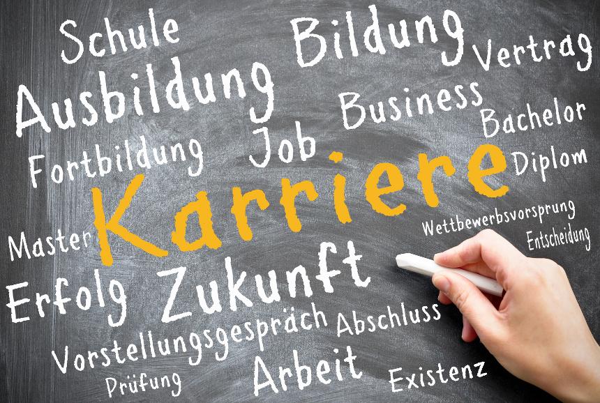 Mögliche Arbeitgeber kennenlernen, Deutschlands größte Jobmesse besuchen und sich beraten lassen zum Thema Bewerbung und Karriere: Hierzu lädt der Absolventenkongress Ende November nach Köln ein. Foto: Fotolia.