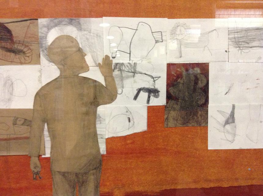 Janusz Korczak Ausstellung zur Kinderrepublik am vorigen Standort in der Stadtbibliothek Landau. Foto: Dr. Wiebke Lohfeld (Institut für Grundschulpädagogik)