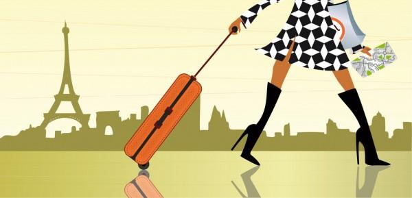 Um die Welt reisen und dafür Geld bekommen: Für viele Menschen ist Stewardess ein Traumjob. Foto: Fotolia/maconga