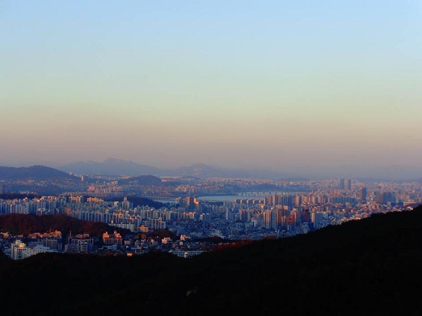 In Seoul, der Hauptstadt von Südkorea, verbrachte die 21-jährige Lena May ihr Auslandssemester. Foto: Privat
