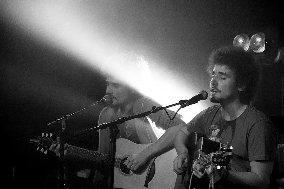 Die Zwillinge Moritz und Felix Göttert von der Band Ketar sind für leise Töne bekannt. Foto: Privat.