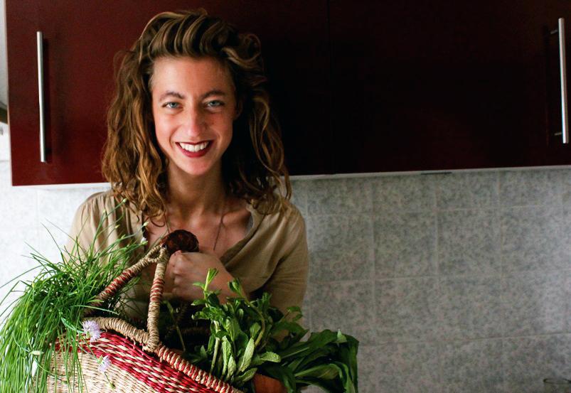Raffiniert und vielfältig: Foodbloggerin Verena Becker experimentiert gerne mit Rezeptideen in ihrer Küche. Fotos: Verena Becker