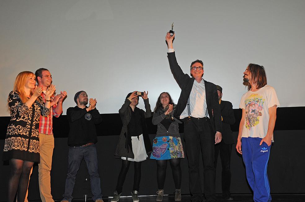 Der glückliche Sieger: Volker Strübing. Fotos: Karin Hiller