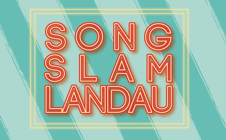 Der Landauer Song Slam geht in die zweite Runde. Foto: ZKW
