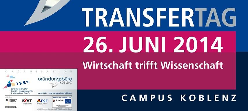 Logo Transfertag 2014