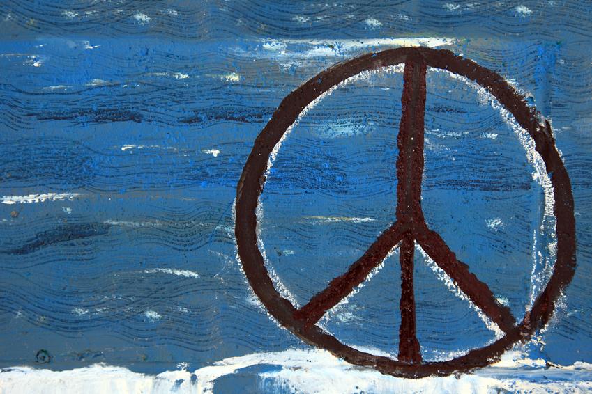 Bei den Landauer Akademiegesprächen geht es diesmal um das Thema Frieden. Foto: Fotolia / Kaarsten