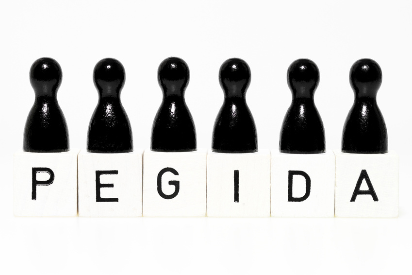Ob es ein allgemeines Misstrauen gegenüber der deutschen Presse gibt und dies Pegida in die Karten spielt, haben wir Dr. Melanie Leidecker gefragt, die am Institut für Kommunikationspsychologie und Medienpädagogik der Universität Koblenz-Landau in Landau forscht. Foto: Denis Junker/Fotolia