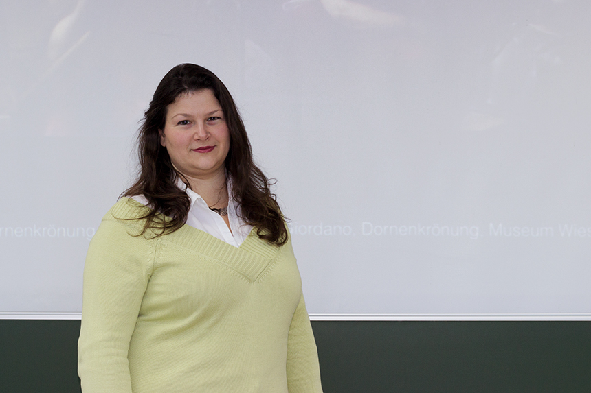 """Rebecca Krämer nahm am Mentoring-Programm """"mena"""" teil und konnte vom reichen Erfahrungsschatz ihrer Mentorin profitieren. Foto: Adrian Müller"""