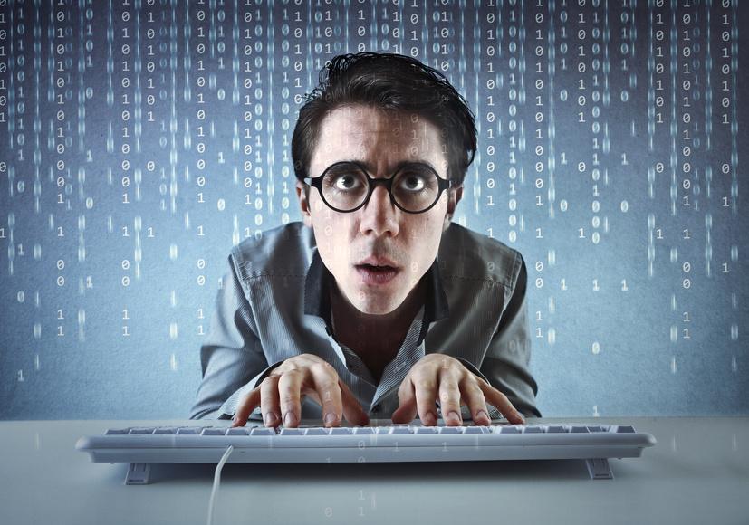 Informatiker sind Nerds? Das halten wir für ein Gerücht! Foto: Fotolia/ Olly