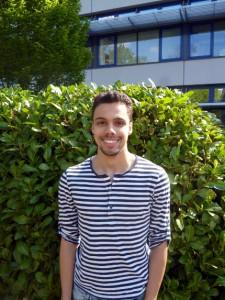Alberto Machado-Stretz, Gymnasiallehramt. Foto: Höring