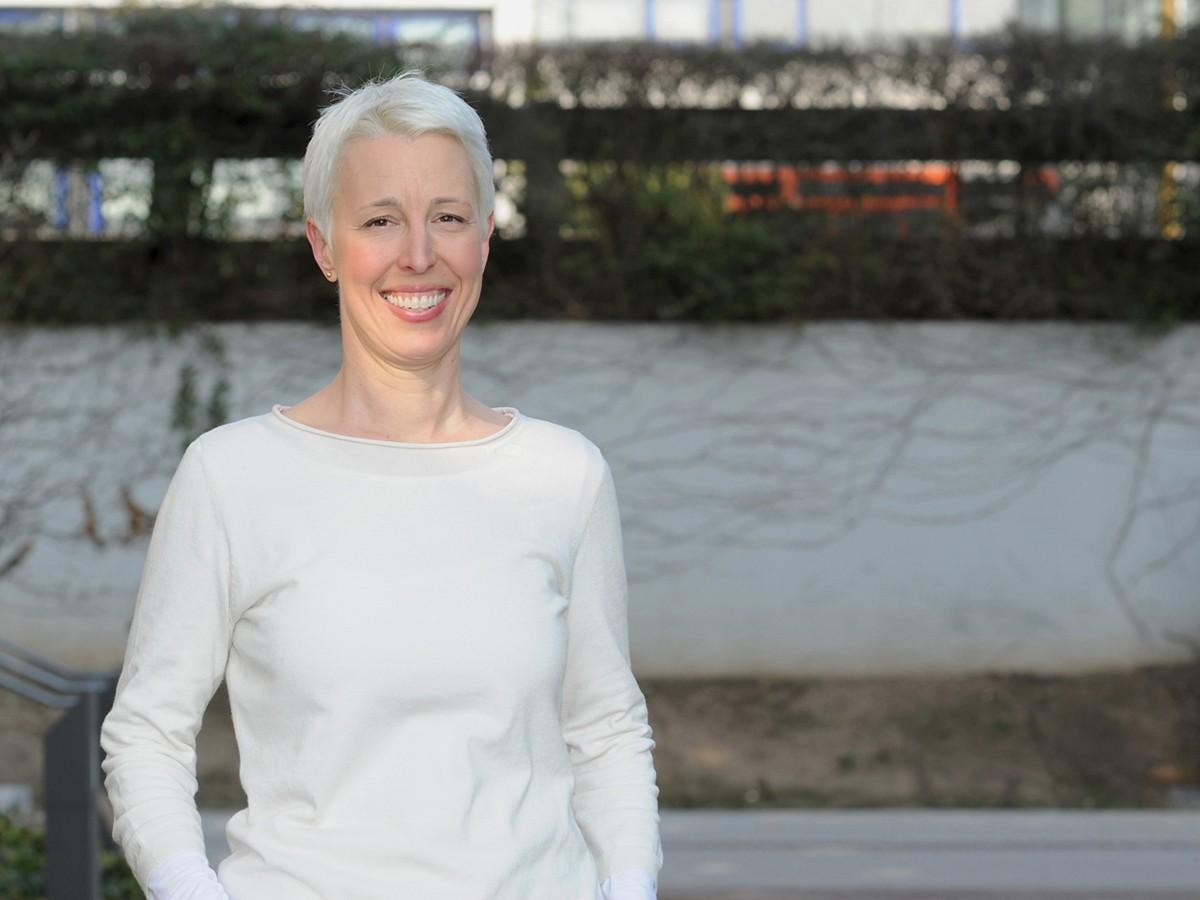 Nadine Thomas gehört zu den besten Dozentinnen in Rheinland-Pfalz. Foto: Karin Hiller