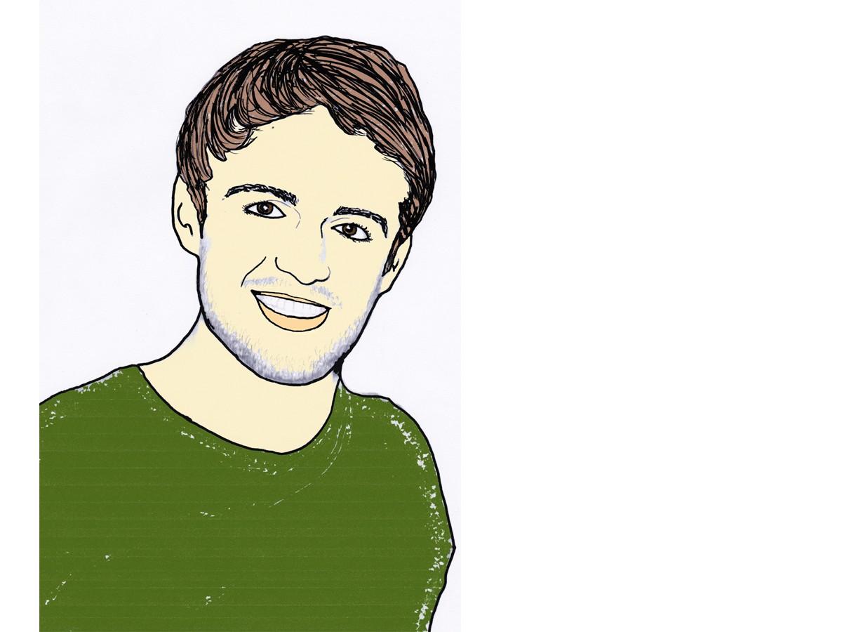 Heute schreibt Marius Adam über die Vor- und Nachteile der Freiheiten im Studium. Zeichnung: Carolin Höring.