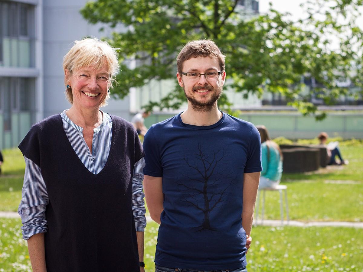 Als erstes Mentorenprojekt in Rheinland-Pfalz ist GeKOS in die universitäre Lehre eingebunden. Prof. Dr. Heike de Boer hat die wissenschaftliche Leitung inne. Organisiert wird GeKOS von dem Koblenzer Promovenden Benjamin Braß. Foto: Marius Adam
