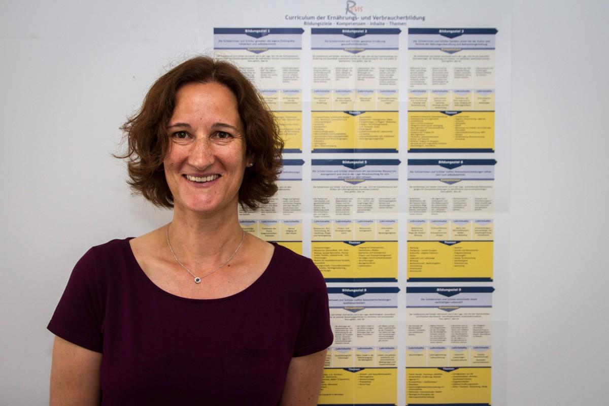 Ernährungswissenschaftlerin Dr. Manuela Schlich. Foto: Marius Adam