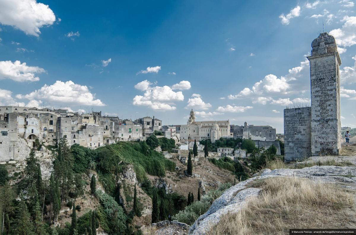 Das Reiseportal Amavido der Koblenzer Studentin Marie-Janet Calzone vermittelt nachhaltigen Tourismus in unentdeckten Dörfern Italiens. Foto: Mariuccia Preziuso