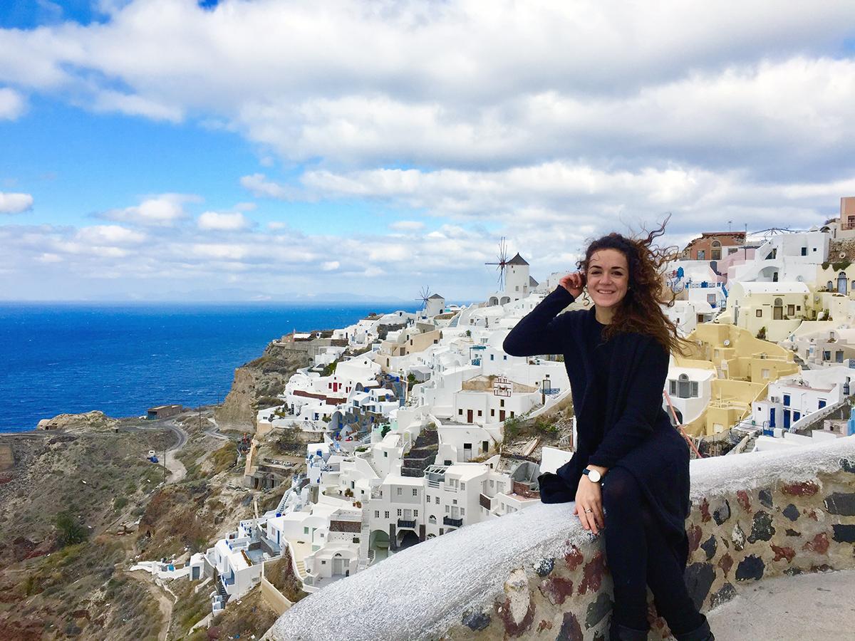 Griechenland ist mehr als nur eine Auslandserfahrung, es ist zu einem zu Hause für unsere Reporterin geworden. Foto: Hannah Wagner