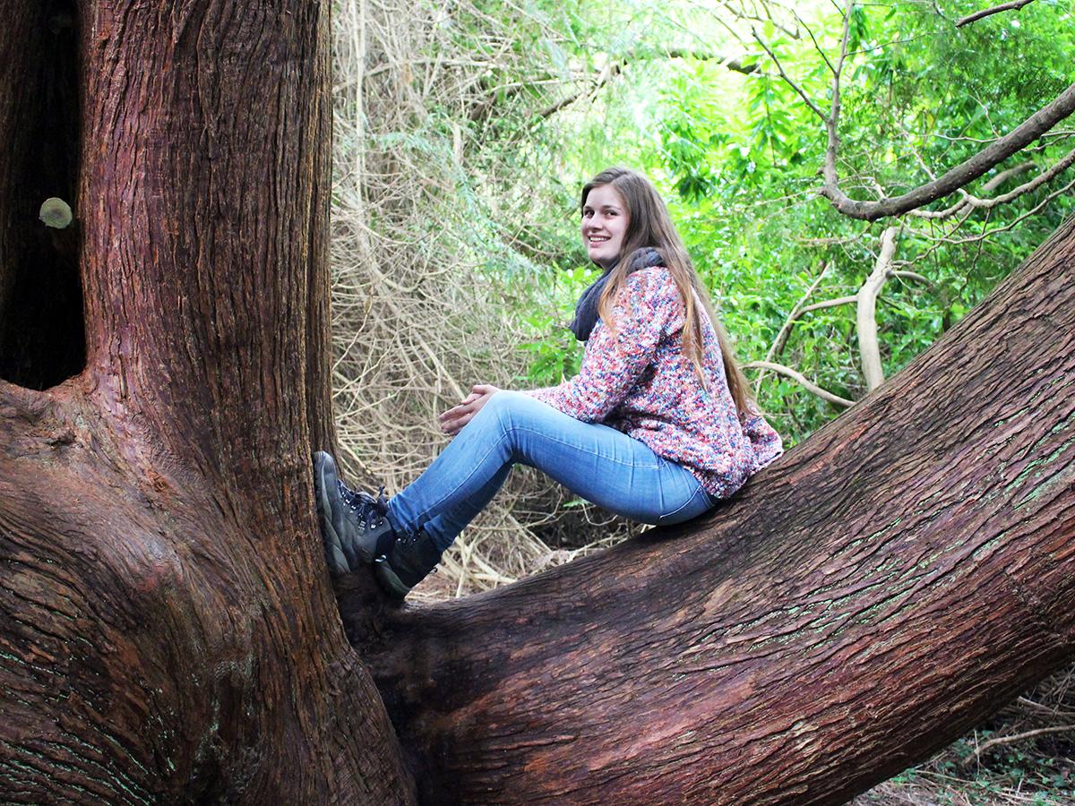 In Irland kam Campus-Reporterin Esther Guretzke der Natur ein Stückchen näher.
