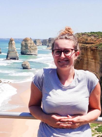 Studieren und dabei die Welt erkunden: Isabella Fettich verbrachte ein Auslandssemester an der Macquarie University in Sydney. Fotos: Privat
