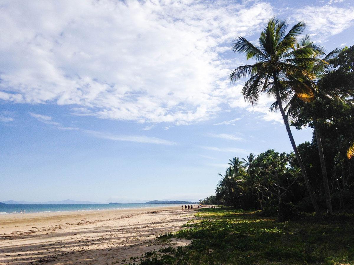 Nach der Uni mal kurz an den Strand: In Australien ist das möglich.