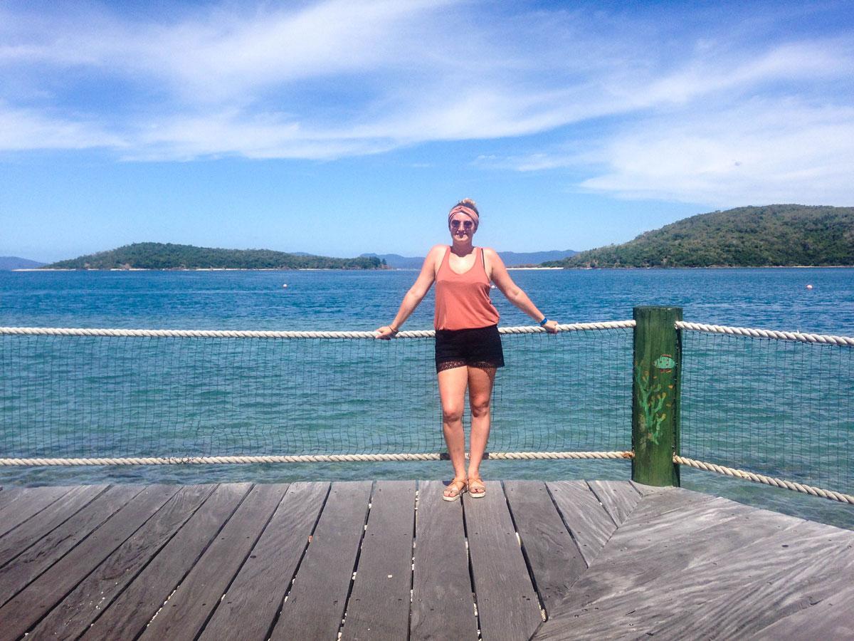 Ein Semester verbrachte Fettich in Australien. Es war eine aufregende und lehrreiche Zeit, sagt sie im Rückblick.