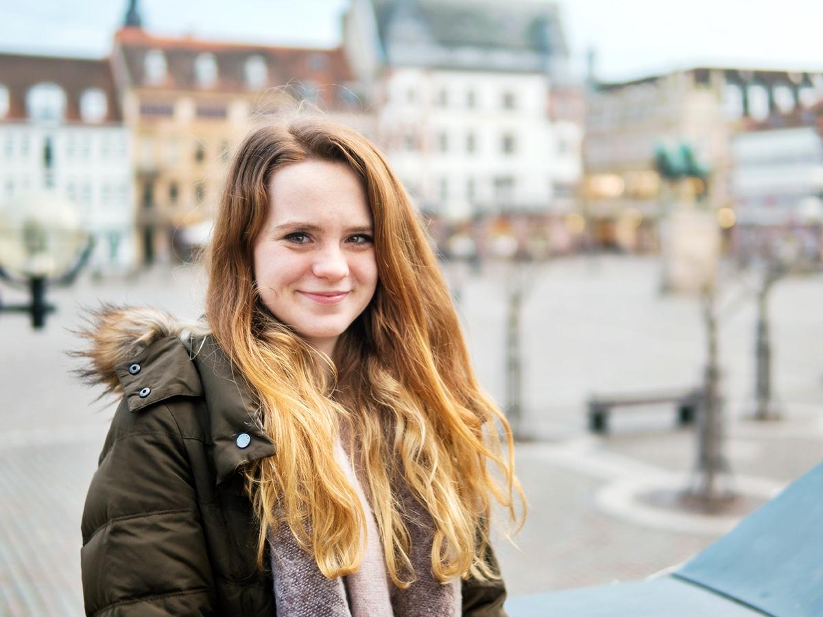 Dana Indreica gibt neben der Uni Erste-Hilfe-Kurse und musste sich dafür viel Wissen aneignen. Foto: Philipp Sittinger
