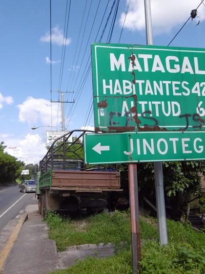 Matagalpa ist der zweitgrößte Verwaltungsbezirk in Nicaragua und der Sitz von Grupo Venancia. Fotos: Privat