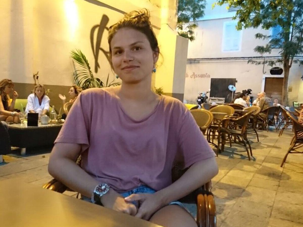 Solveig Velten genießt ihre Zeit in Nicaragua.