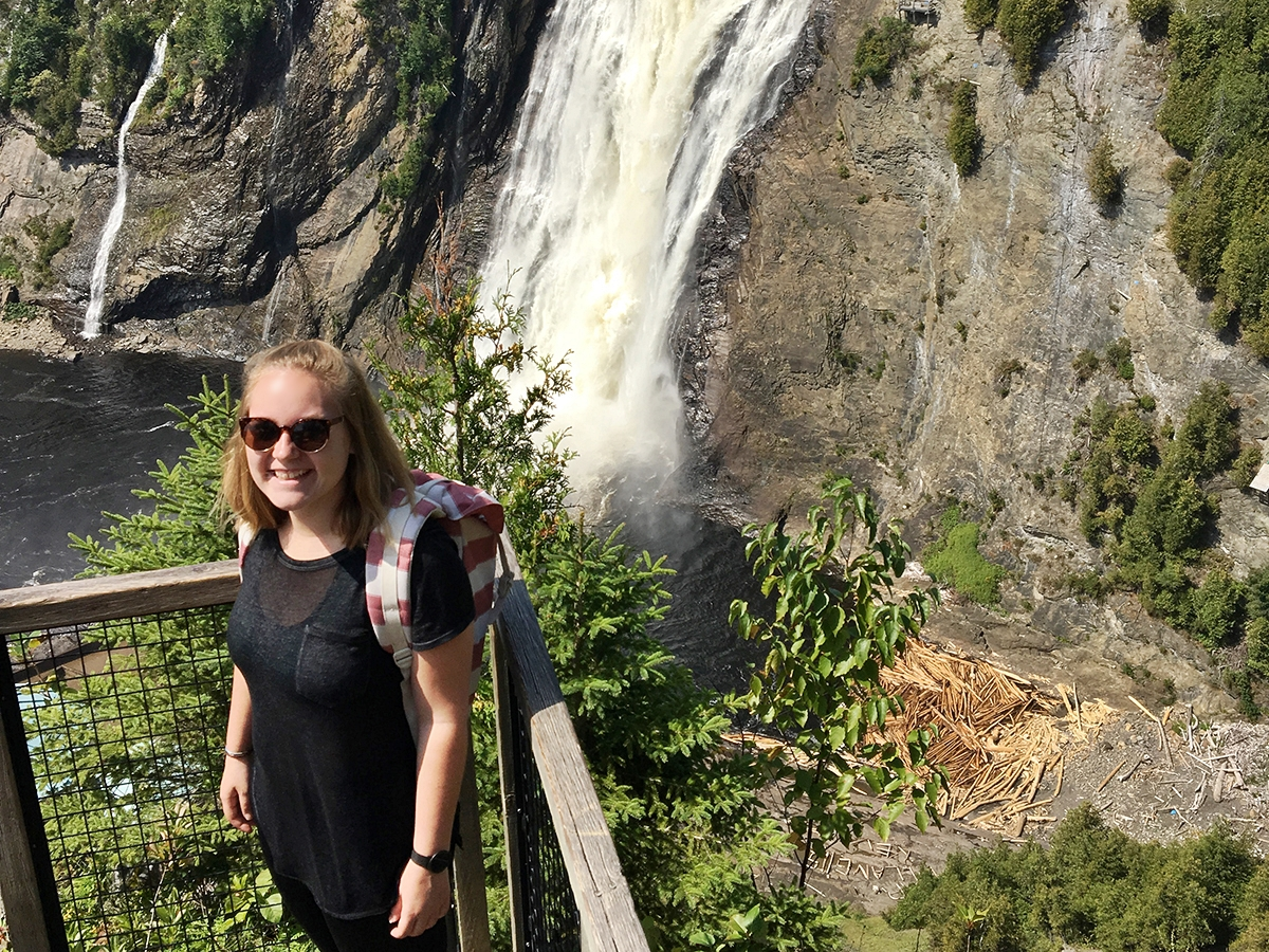 Around the world: Auslandssemester in Kanada