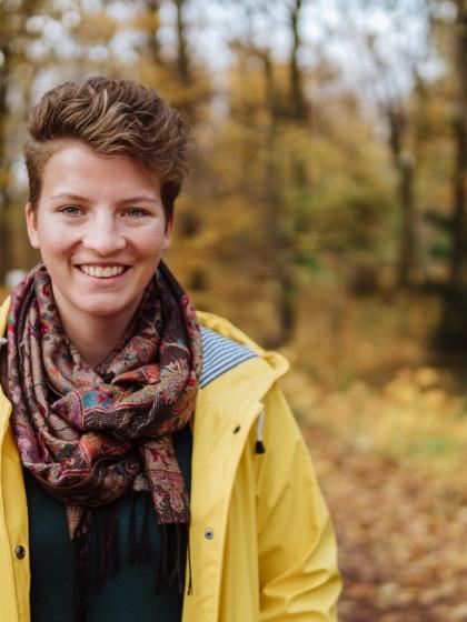 Clara Christner hat ihr Erasmussemester in Polen verbacht. An der Universität Breslau bekam sie einen politischen Einblick in die Geschichte des Landes. Foto: Philipp Sittinger