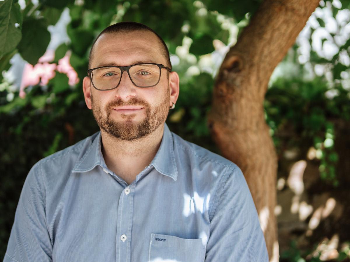 Durch den Gründergeist von Lars Anken hat Landau nun ein Weiterbildungsinstitut. Am ISKKO können sich Teilnehmer zum systemischen Berater weiterbilden. Foto: Philipp Sittinger
