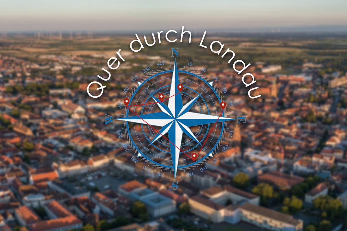 Lust, Landau zu entdecken? Der Uniblog stellt eine Tour durch die Stadt vor. Fotos: Philipp Sittinger