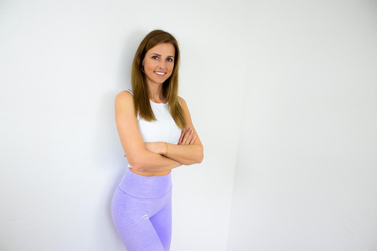 Antonia Muriqi ist schon seit ihrem 16. Lebensjahr in der Fitnessbranche tätig. Foto: privat