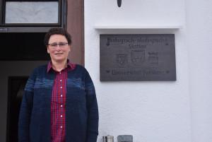 Dorothee Karger leitet seit über 30 Jahren die biologisch-ökologische Station der Universität Koblenz-Landau. Fotos: Sarah-Maria Scheid