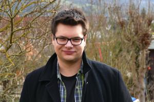 Christian Haag hat sich in seiner Bachelorarbeit mit der Genderproblematik in Videospielen auseinandergesetzt. Foto: Markus Möwis.