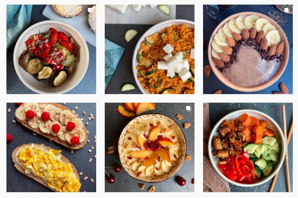 Sara Pipaud hat einen eigenen Foodblog auf Instagram: CookingCamlille. Fotos: Screenshots