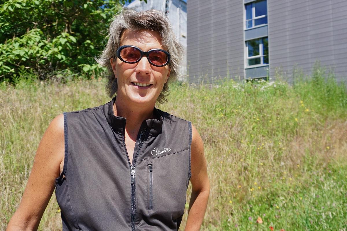 Prof. Dr. Melanie Steffens leitet die Arbeitsgruppe für Sozialpsychologie am Campus Landau. In ihrer Forschung beschäftigt sie sich unter anderem mit den Themen Gender & Diversity. Foto: Annika Namyslo